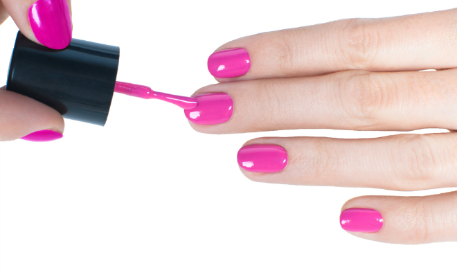 How To Paint Nails_Hauterfly