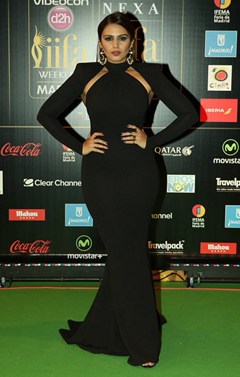 Huma Qureshi_IIFA Awards 2016_Hauterfly