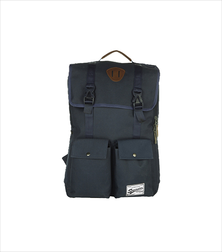 Impulse Navy Blue Laptop Bag_hauterfly