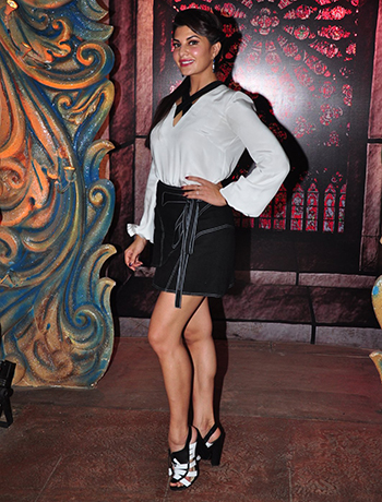 Jacqueline Fernandez in Andrew GN and Dior__Hauterfly