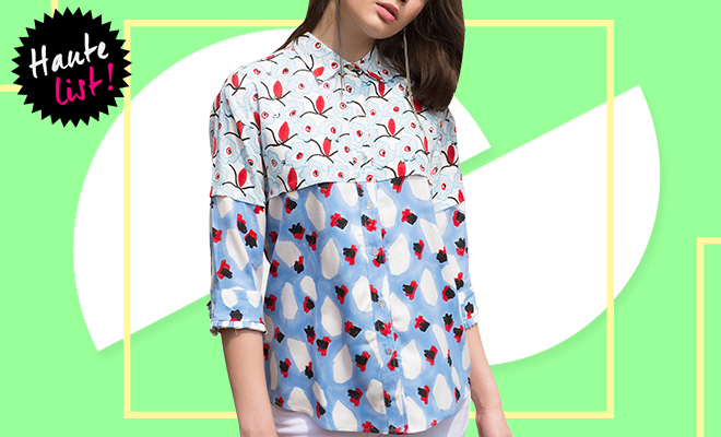 Jodi Printed Shirt_Hauterfly
