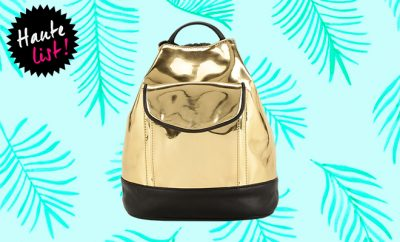 KOOVS Zip Strap Backpack_Hautefly