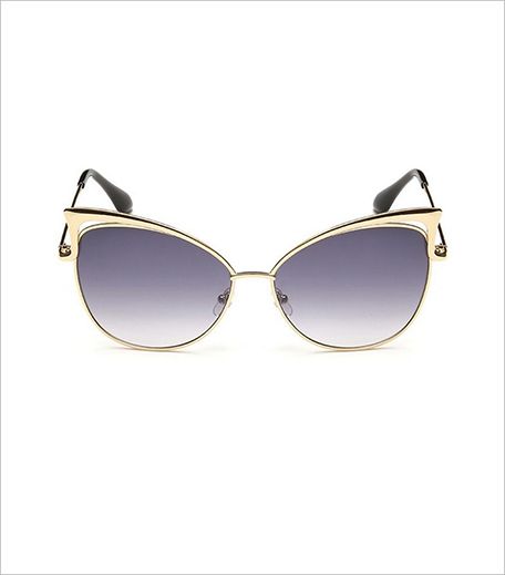 Kerkes Fashion Cat eye Cut Out Sunglasses_Hauterfly