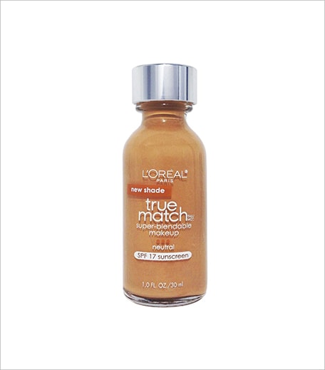 L'Oréal Paris True Match Super Blendable Foundation_Hauterfly