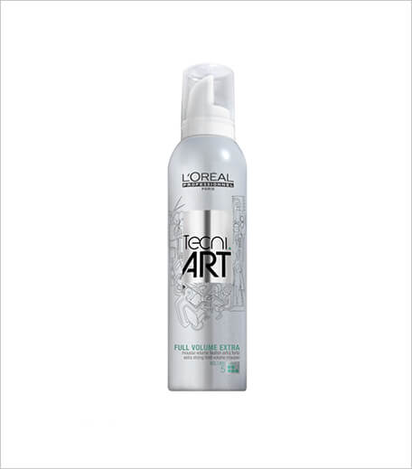 L'Oréal Professionnel Tecni Art Full Volume Mousse_Hauterfly