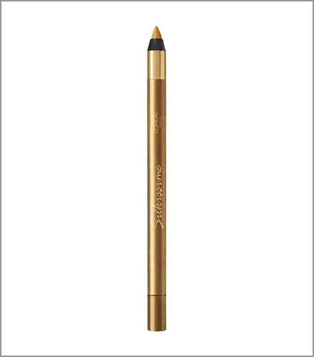 L'Oreal Paris Infallible Silkissime Eyeliner _ Gold_Hauterfly