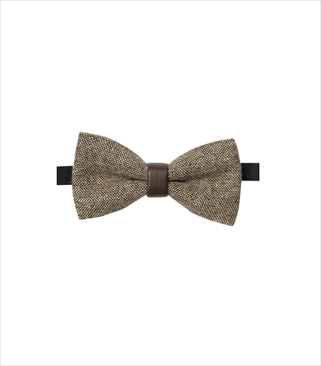 Lacquer Embassy Brown Bow Tie_Hauterfly