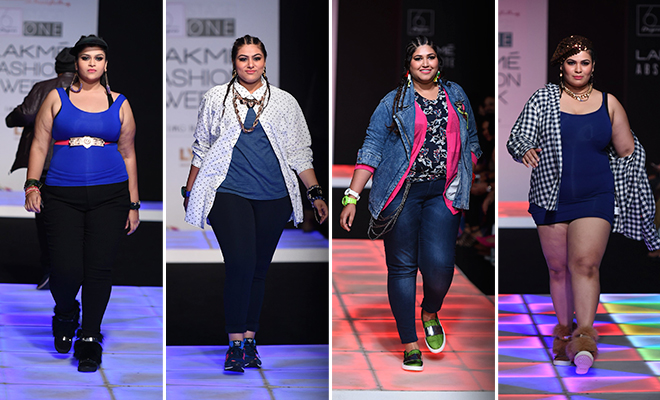 Lakme Fashion Week 2016_All_Plus Size Fashion Show_Hauterfly