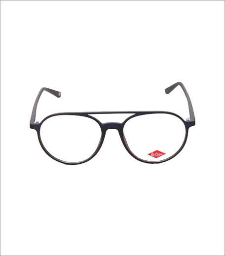 Lee Cooper Black Full Rim Frame