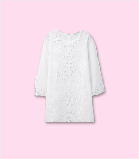 Mango Embroidered Cotton Dress_Hauterfly