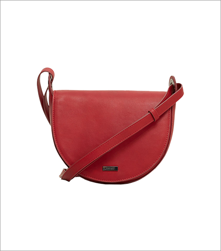 Mango Flap cross-body bag_Half Moon Bag Style_Hauterfly