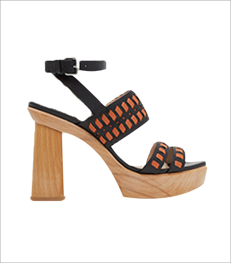 Mango Leather strap sandals_Hauterfly