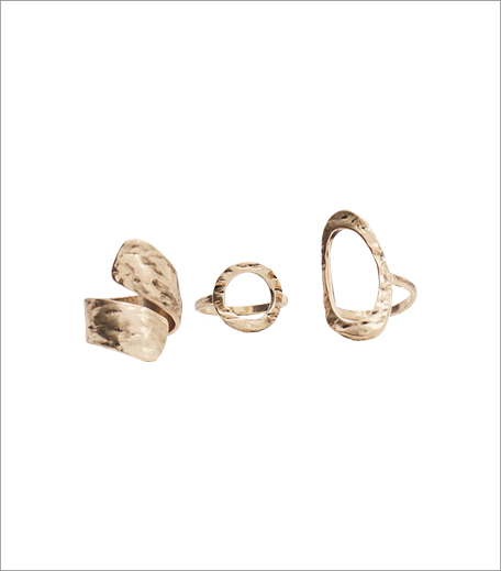Mango Metal Ring Set_Hauterfly