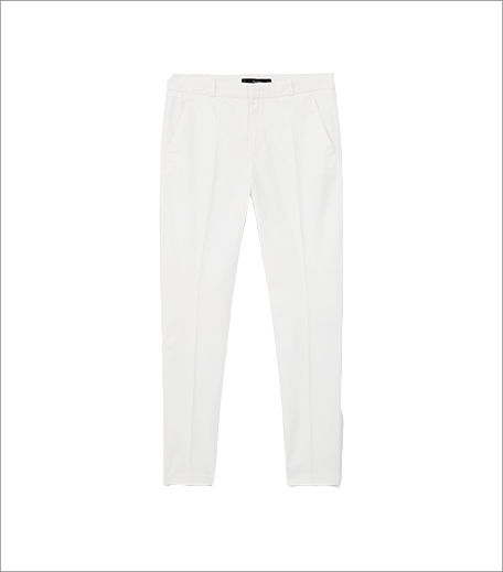 Mango Straight Cotton Trousers_Hauterfly