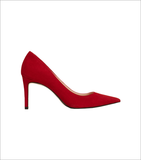 Mango Suede Pumps_Tuesday Shoesday Red Heels_Hauterfly