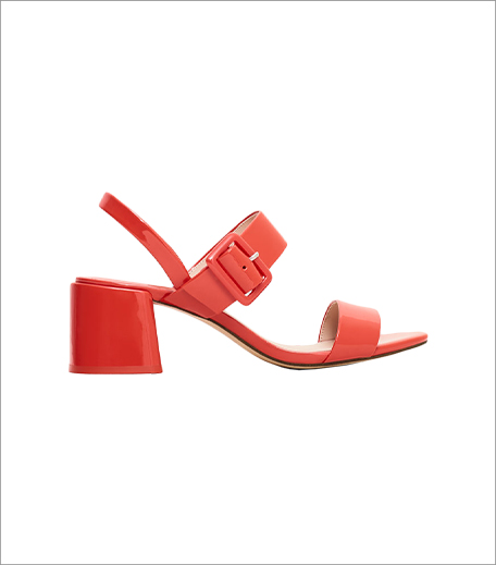 Mango Wide straps sandals_Tuesday Shoesday Red Heels_Hauterfly