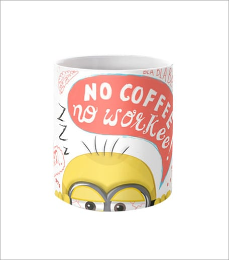 Minion Mug- pepperfry