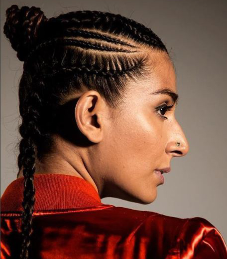 Monica Dogra Boxer Braids In Post_Hauterfly