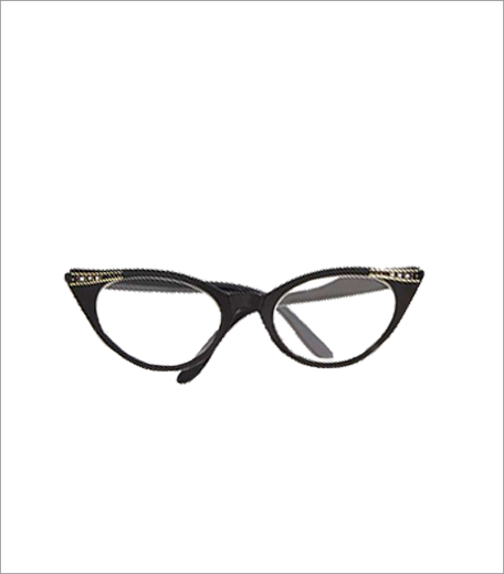 Nasty Call Me Crazy Cat-Eye Glasses__Hauterfly