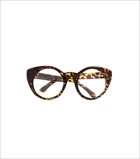 Nasty Gal Keep it Catty Leopard Glasses__Hauterfly