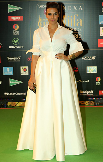 Neha Dhupia_IIFA Awards 2016_Hauterfly