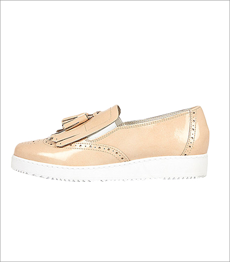 New Look Nude Leather Platform Loafers_Hauterfly