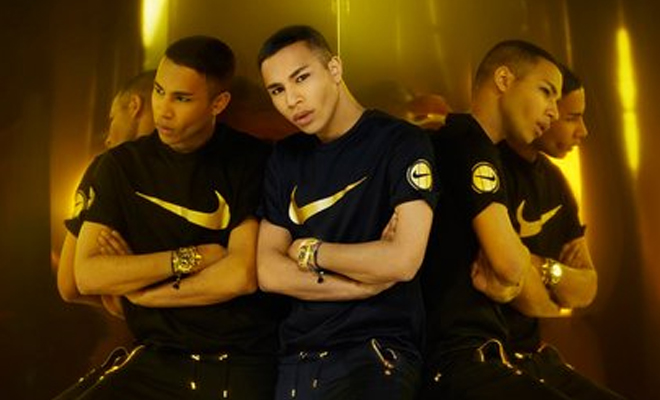 Nike x Olivier Rousteing_Inpost_Hauterfly