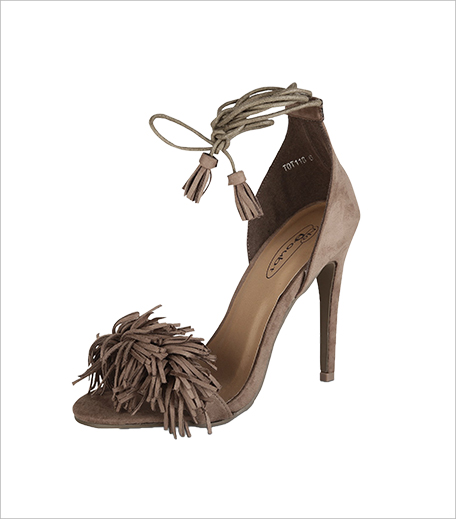 No Doubt Tie Knot Heeled Sandals_Hauterfly