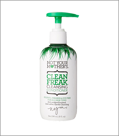 Not Your Mother's Clean Freak Cleansing Conditioner_Hauterfly