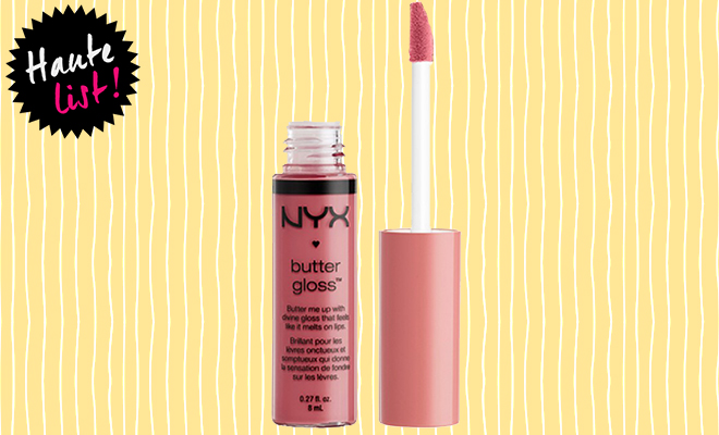 Nyx Butter Gloss Angel Food Cake_Hauterfly3