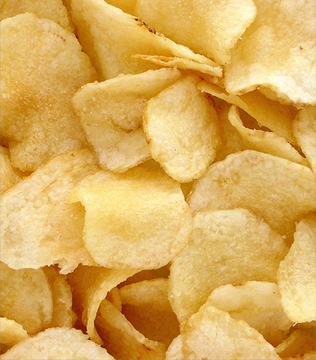 POTATO CHIPS- WIKIMEDIA