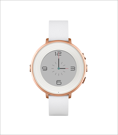 Pebble Time Round Smartwatch_Hauterfly