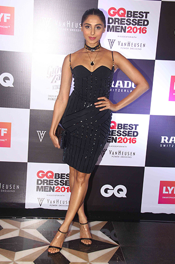 Pernia Qureshi at GQ Best Dressed Men 2016 held at Four Seasons Hotel, Mumbai _ 02 June 2016