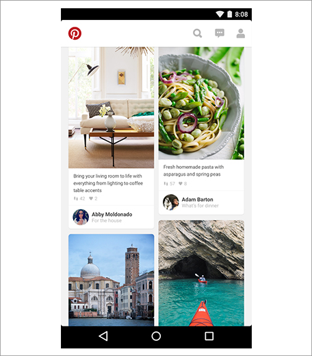 Pinterest App_Hauterfly