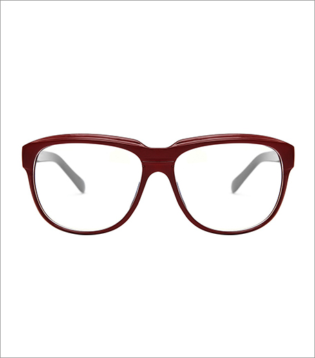 PropShop24 Brown Cards Reading Glasses