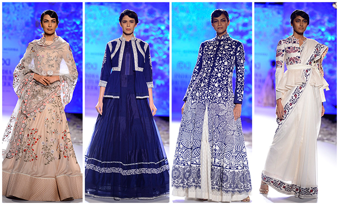 Rahul Mishra_India Couture Week 2016_Collage 1_Hauterfly