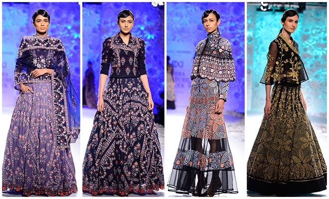 Rahul Mishra_India Couture Week 2016_Collage 2_Hauterfly