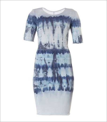 Raquel Allegra_Tie Dye Jersey Dress_Hauterfly