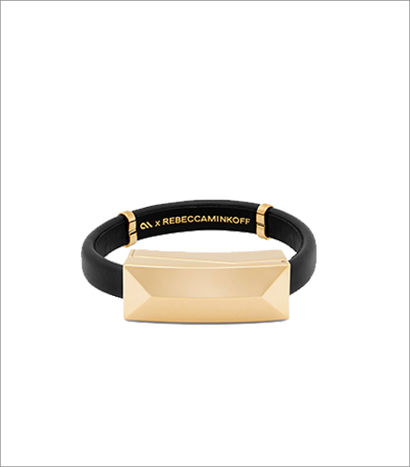 Rebecca Minkoff Lightening Cable Bracelet_Hauterfly