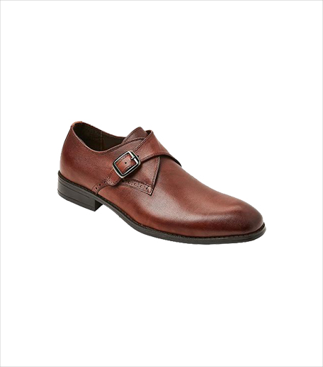 Robert Wayne Valor Monk Strap Shoes Valor Monk Strap Shoes_Hauterfly