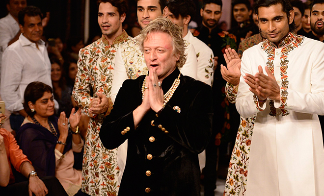 Rohit Bal_India Couture Week 2016_Hauterfly