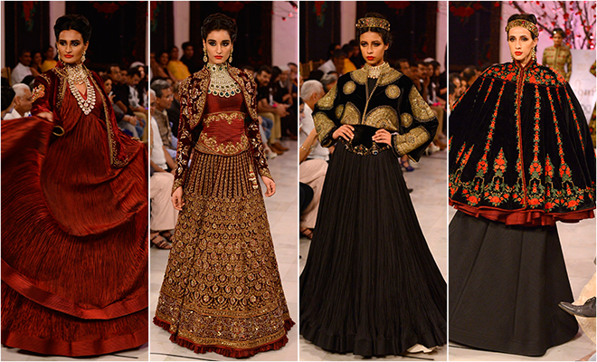 Rohit Bal_India Couture Week 2016_Inpost 2_Hauterfly