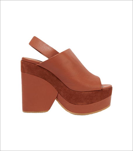 See By Chloe Suede-Trimmed Leather Platform Sandals_Hauterfly