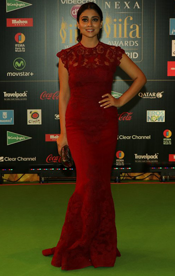 Shriya Saran_IIFA Awards 2016_Hauterfly