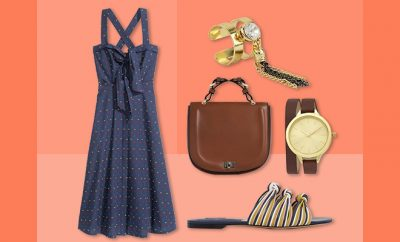 Simi's Steals_Bow Dress Look_Hauterfly