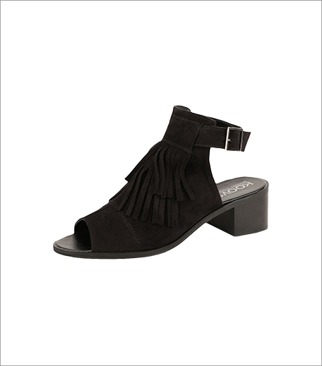 Simi's Steals_Koovs Fringed Front Sandals On Low Block Heels_Hauterfly