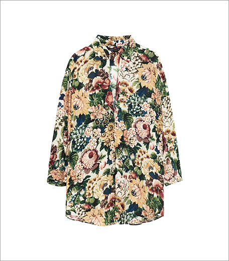 Simi's Steals_Zara Printed Blouse__Hauterfly