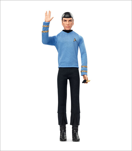 Spock in post