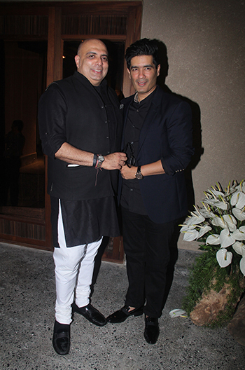 Tarun Tahiliani and Manish Malhotra_Ensemble_Hauterfly