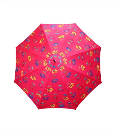 The Elephant Company Flying Elephants Straight Umbrella Inpost_Hauterfly